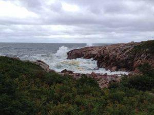 Kust van Cape Breton