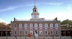 Indepence Hall Philadelphia