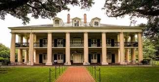 New Orleans plantage woning