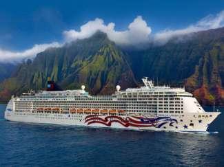 De Norwegian Cruise voert u langs de mooiste kustlijnen van Hawaii