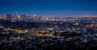 Los Angeles night