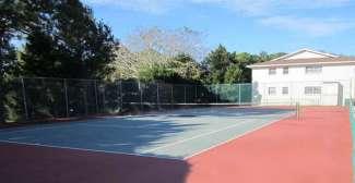 Tennisbaan Palm Manor Resort