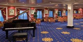 De Pride of America van Norwegian Cruise Line is van alle gemakken voorzien.