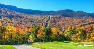 Kleurrijke landschappen in Vermont