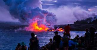 Volcano National Park - Big Island