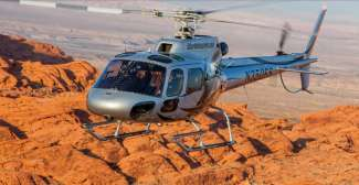 Helicopter vlucht Grand Canyon