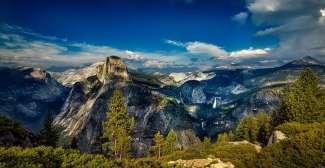één van de bekendste Nationale parken aan de westkust.