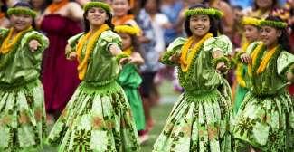 Vakantiegevoel met Hulameisjes op Hawaii