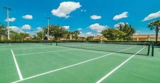vakantiehuis Florida tennis
