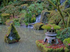 Japanse tuin in Washington Park