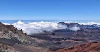 Een zeer bekende plek en een fantastisch uitzichtpunt over Maui