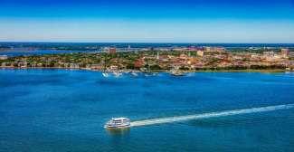 Charleston Ferry