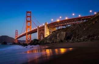 De Golden Gate Bridge staat op de bucketlist van veel mensen.