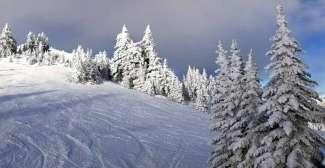 Wintersport in Sun Peaks