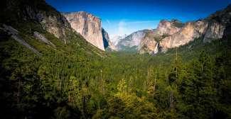 Het bekendste National Park van Californië