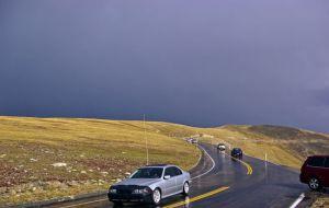 Trail Road Rocky Mountain