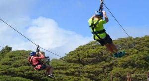 Ziplinen Adventure Park