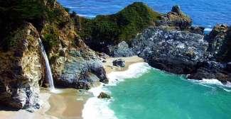 Een stukje paradijs aan de Pacific.