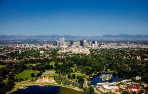Skyline Denver