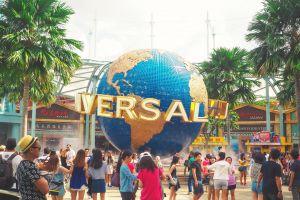 Universal Studio's LA