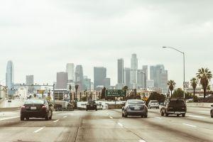 Snelwegen Los Angeles