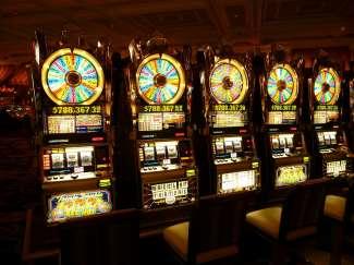 slotmachines Las Vegas