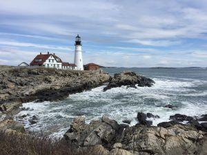 Oudste vuurtoren van Maine