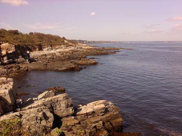 Kustlijn Maine