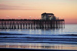 San Diego stranden