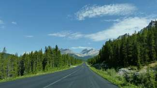 Icefield Parkway Alberta