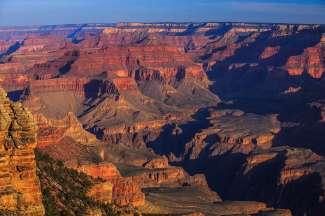 Grand Canyon National Park is een van de oudste parken van de Verenigde Staten.