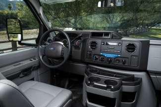 Comfortabel rijden in een C30 Camper