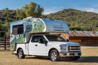 De ideale camper voor twee personen.