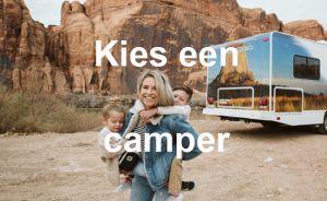 Kies een camper