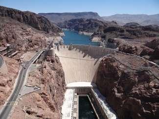 Bezoek de indrukwekkende Hoover Dam in Nevada!