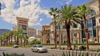 Casino's, malls, restaurants en veel zon  in Vegas!