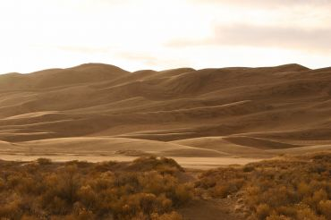 Nevada woestijn