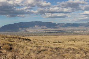 Gebergte rondom Albuquerque