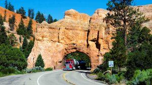 Entrance Bryce Canyon