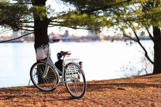 Een fietstour in Victoria