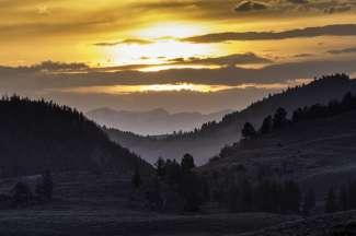 Natuur in Wyoming