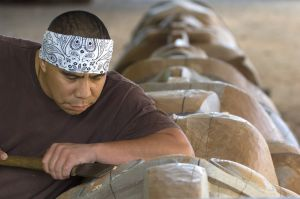 Het First Nation Haida Heritage Centre