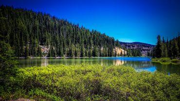 Landschap Oregon