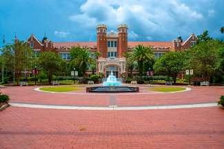 Florida State University bestaat sinds 1851 en is met ongeveer 40.000 studenten een van de grootste partneruniversiteiten in de Verenigde Staten.
