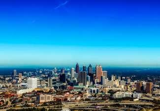 Metropolis & Capital Atlanta in Georgia, VS.
