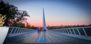 Sundail Bridge