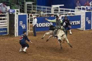 Breng eens een bezoek aan de Rodeo in Austin.