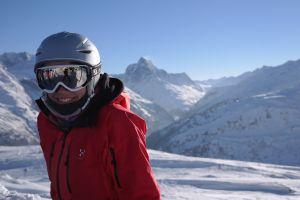Skiën in Golden