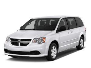 Minivan voor 7 personen