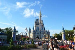 Disney Castle Orlando